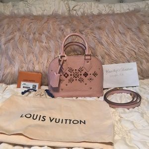 EUC Limited Edition Louis Vuitton Alma BB